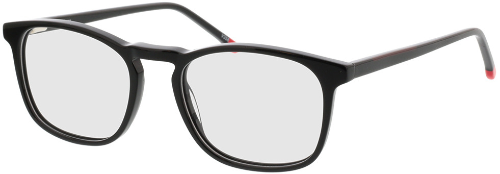 Picture of glasses model Volano-noir in angle 330