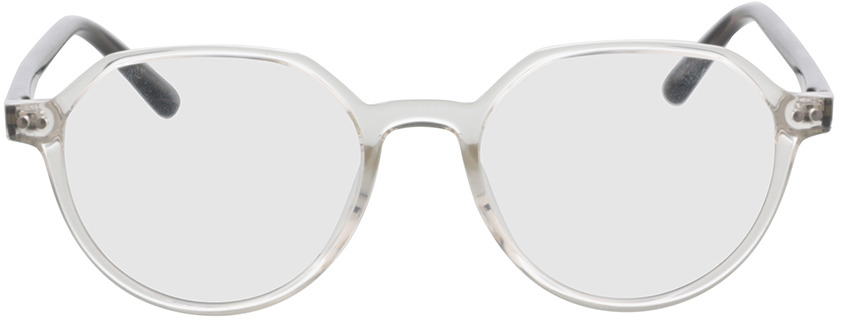 Picture of glasses model Pisco-transparent in angle 0