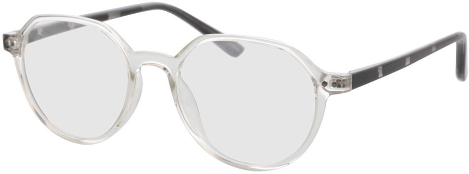 Picture of glasses model Pisco-transparent in angle 330