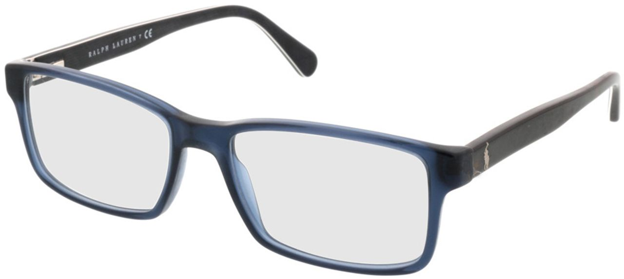 Picture of glasses model Polo Ralph Lauren PH2123 5498 54-17 in angle 330