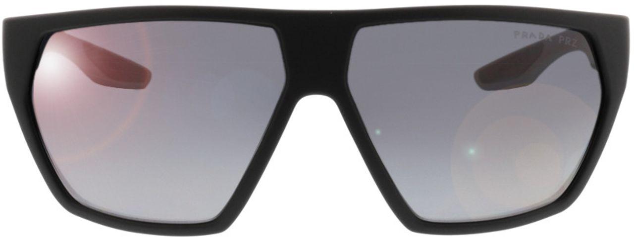 Picture of glasses model Prada Linea Rossa PS 08US 4535W1 67-12 in angle 0