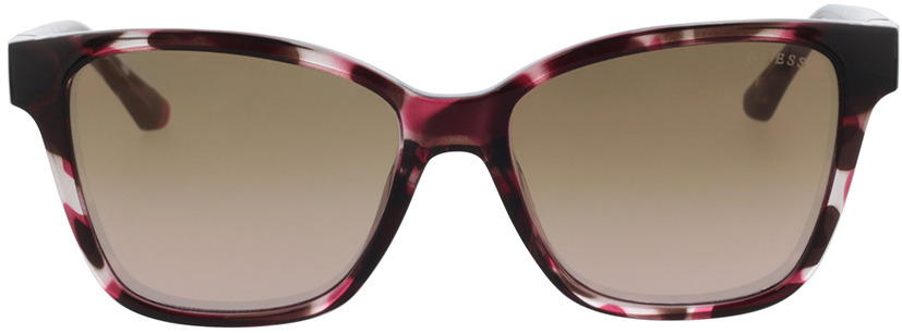 Picture of glasses model Guess GU7776 74G 54 in angle 0