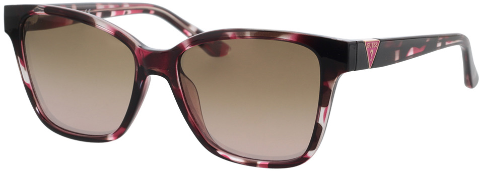 Picture of glasses model Guess GU7776 74G 54 in angle 330