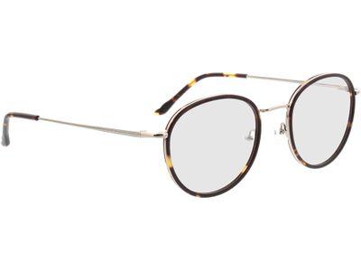 Brille Valby-braun/silber