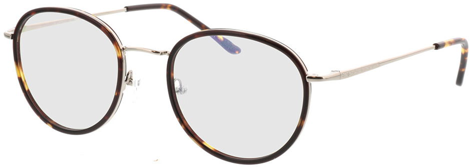 Picture of glasses model Valby bruin/zilver in angle 330