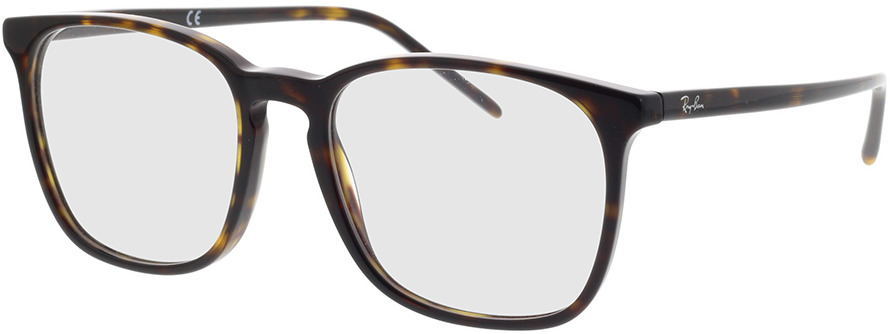 Picture of glasses model Ray-Ban RX5387 2012 54-18 in angle 330