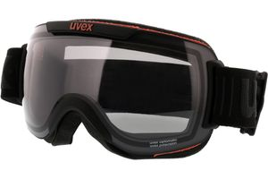 Uvex Skibrille Downhill 2000 VP X Black Matt/Grey Vario Pola