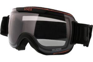Skibrille Downhill 2000 VP X Black Matt/Grey Vario Pola