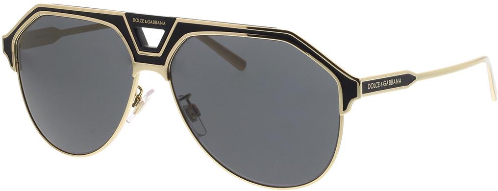 Picture of glasses model Dolce&Gabbana DG2257 133487 60-13 in angle 330