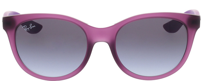 Picture of glasses model Ray-Ban Junior RJ9068S 70568G 47-16 in angle 0
