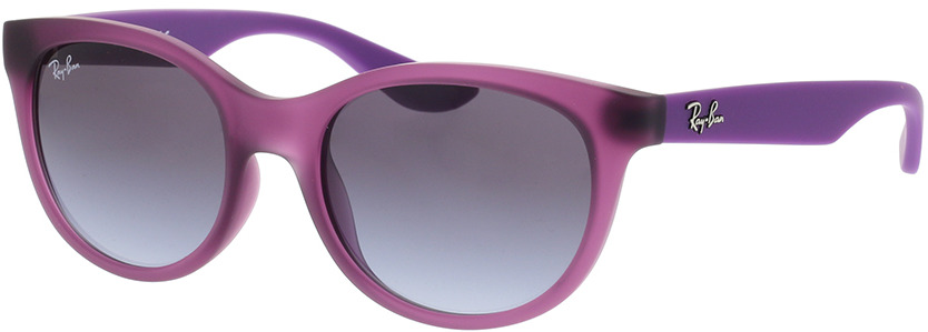 Picture of glasses model Ray-Ban Junior RJ9068S 70568G 47-16 in angle 330