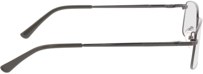 Picture of glasses model Jasper-anthrazit in angle 90