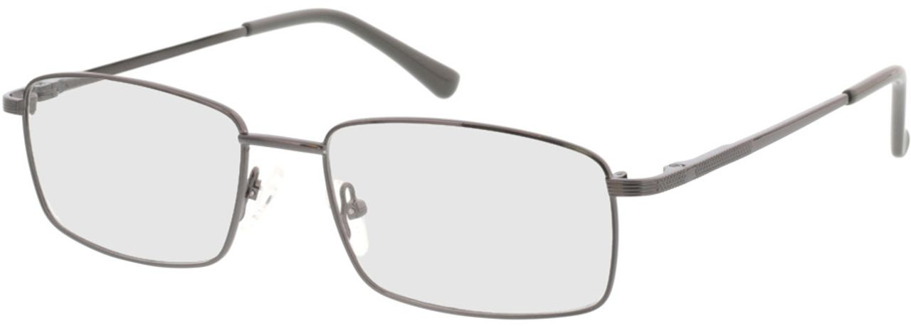 Picture of glasses model Jasper-anthrazit in angle 330