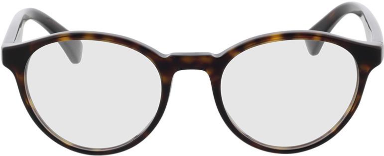 Picture of glasses model Emporio Armani EA3176 5234 49-19 in angle 0