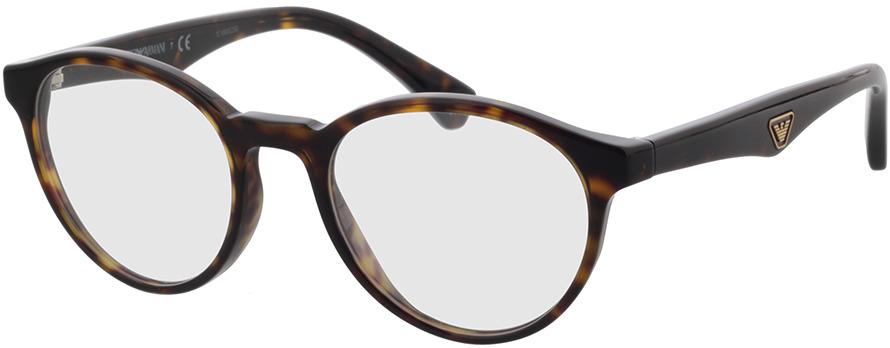 Picture of glasses model Emporio Armani EA3176 5234 49-19 in angle 330