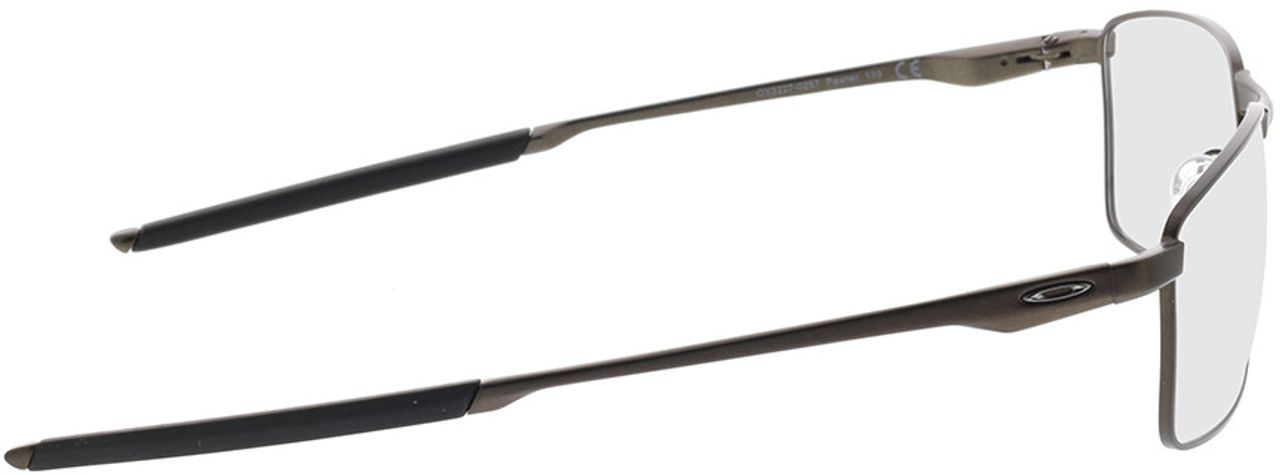 Picture of glasses model Oakley Fuller OX3227 02 57-17 in angle 90