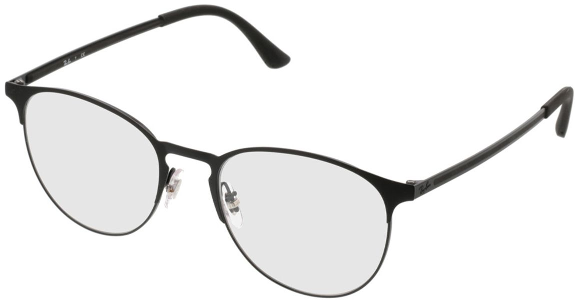 Picture of glasses model Ray-Ban RX6375 2944 51-18 in angle 330
