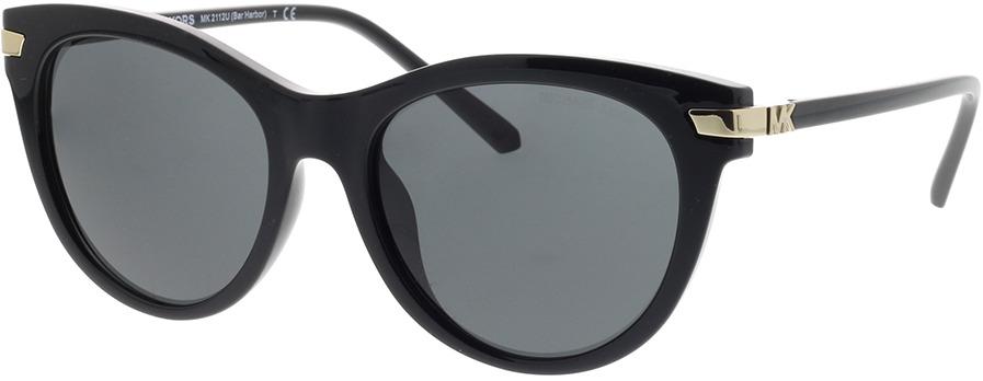 Picture of glasses model Michael Kors Bar Harbor MK2112U 333287 54-18 in angle 330