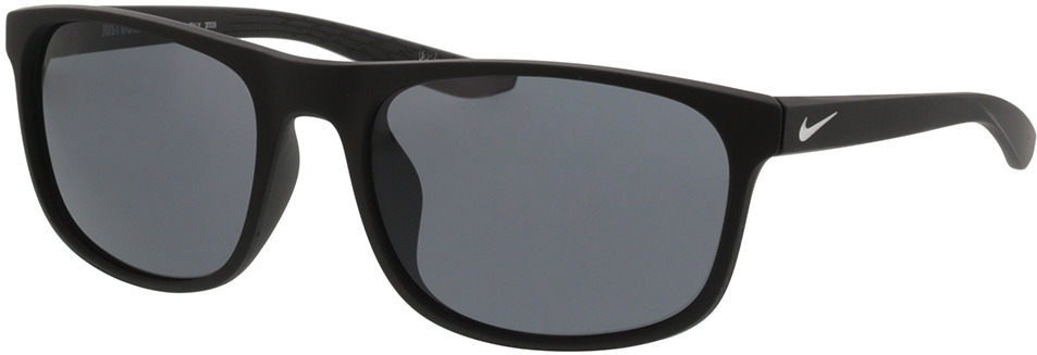 Picture of glasses model Nike ENDURE CW 4652 010 59-19 in angle 330