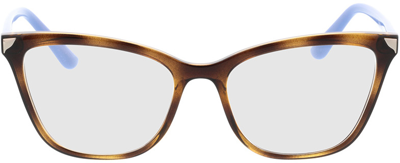Picture of glasses model Vogue VO5206 W656 53-17 in angle 0