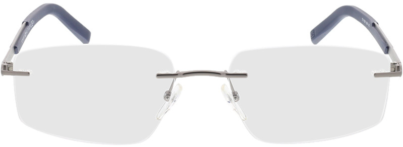 Picture of glasses model Tommy Hilfiger TH 1691 V84 56-18 in angle 0