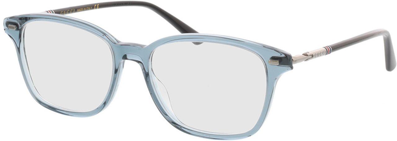 Picture of glasses model Gucci GG0520O-003 53-17 in angle 330