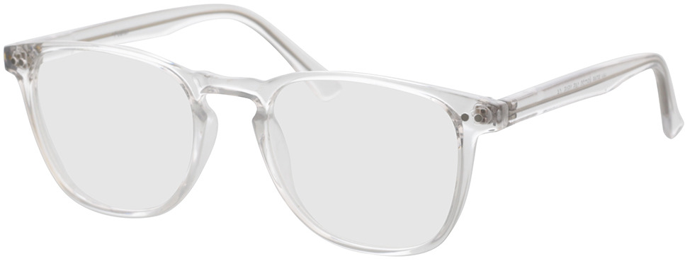 Picture of glasses model Foster-transparent in angle 330