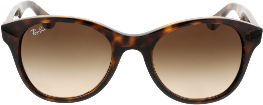 Picture of glasses model Ray-Ban RB4203 710/13 51-20 in angle 0