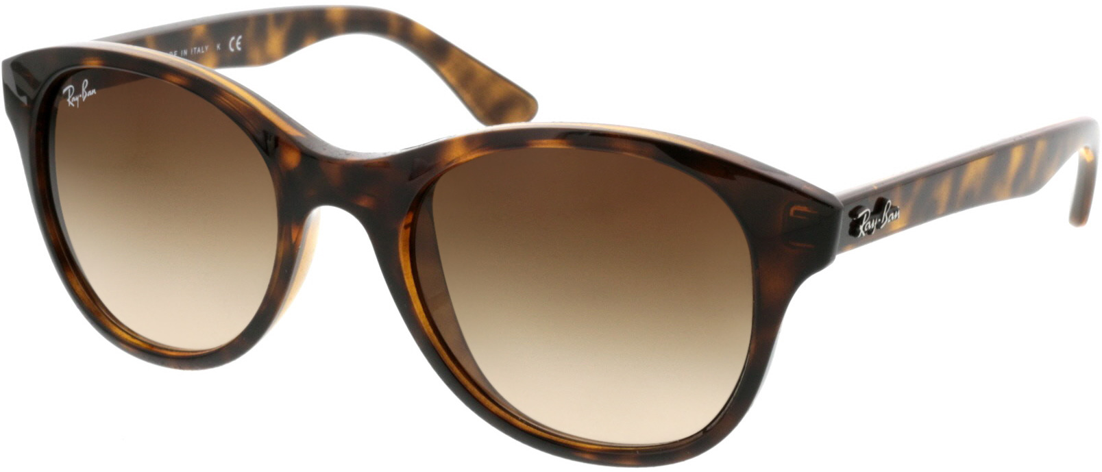 Picture of glasses model Ray-Ban RB4203 710/13 51-20 in angle 330