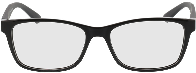 Picture of glasses model Calvin Klein CK20533 001 52-15 in angle 0