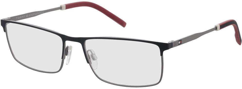 Picture of glasses model Tommy Hilfiger TH 1843 V6D 57-17 in angle 330