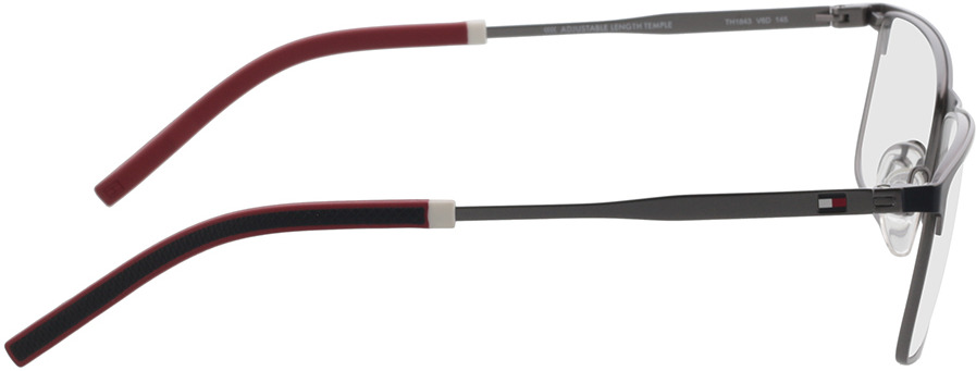 Picture of glasses model Tommy Hilfiger TH 1843 V6D 57-17 in angle 90