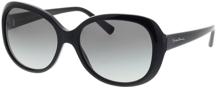Picture of glasses model Giorgio Armani AR8047 501711 56 16 in angle 330