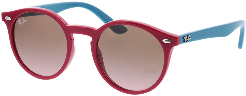 Picture of glasses model Ray-Ban Junior RJ9064S 701914 44-19