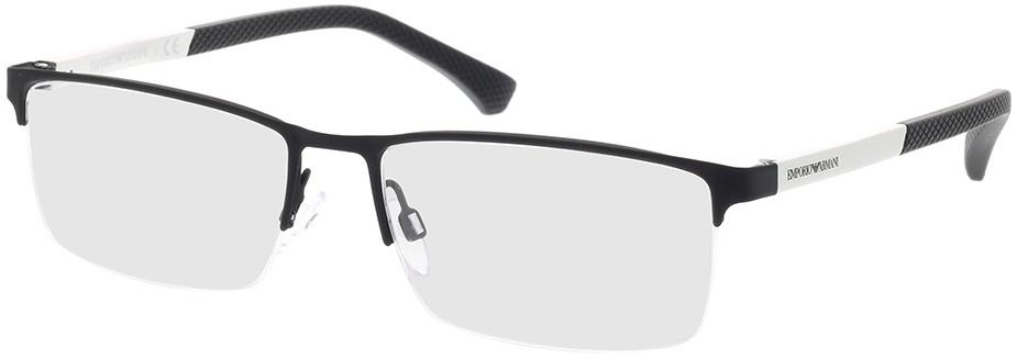 Picture of glasses model Emporio Armani EA1041 3094 57-17 in angle 330