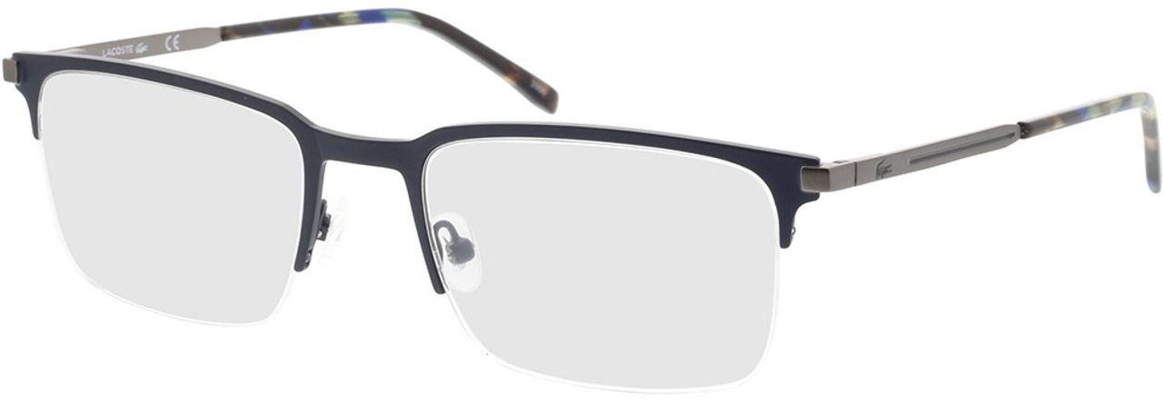 Picture of glasses model Lacoste L2268 424 54-20 in angle 330