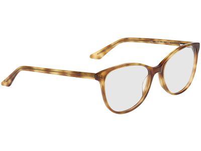 Brille Auckland-hellbraun-meliert