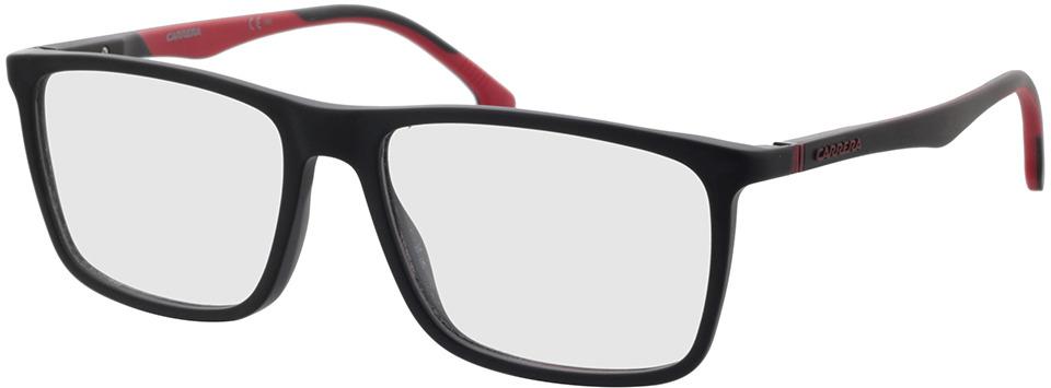 Picture of glasses model Carrera CARRERA 8862 003 57-17 in angle 330