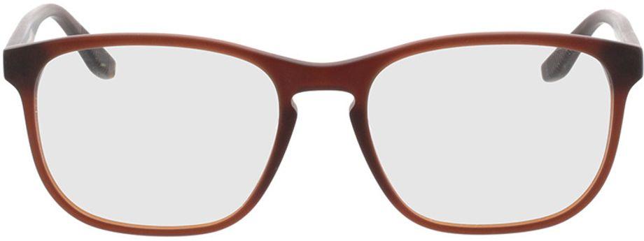 Picture of glasses model Pompeo-matt braun in angle 0