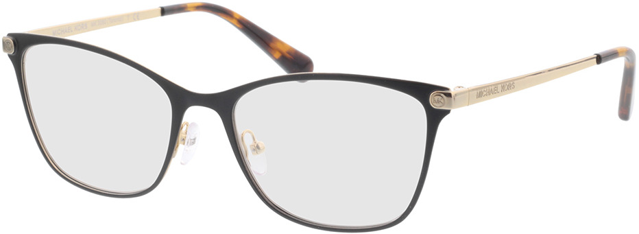 Picture of glasses model Michael Kors MK3050 1334 53-17 in angle 330