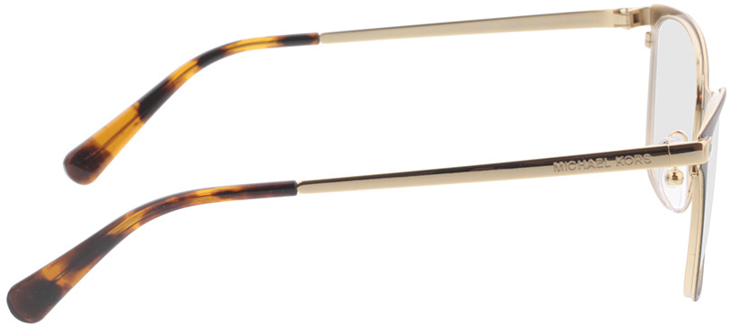 Picture of glasses model Michael Kors MK3050 1334 53-17 in angle 90