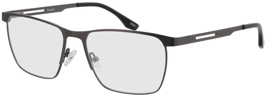 Picture of glasses model Timpson-matt anthrazit in angle 330
