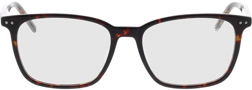 Picture of glasses model Tommy Hilfiger TH 1737/F 086 54-17 in angle 0