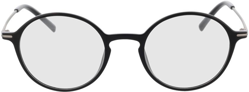 Picture of glasses model Lojo-schwarz in angle 0