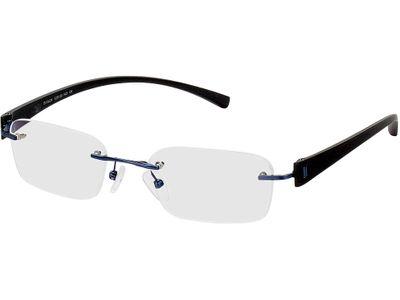 Brille Riva-blau/schwarz