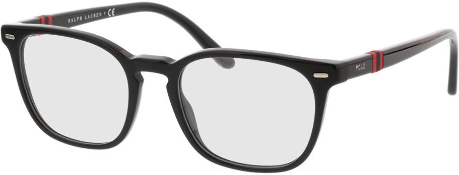 Picture of glasses model Polo Ralph Lauren PH2209 5001 51-19 in angle 330