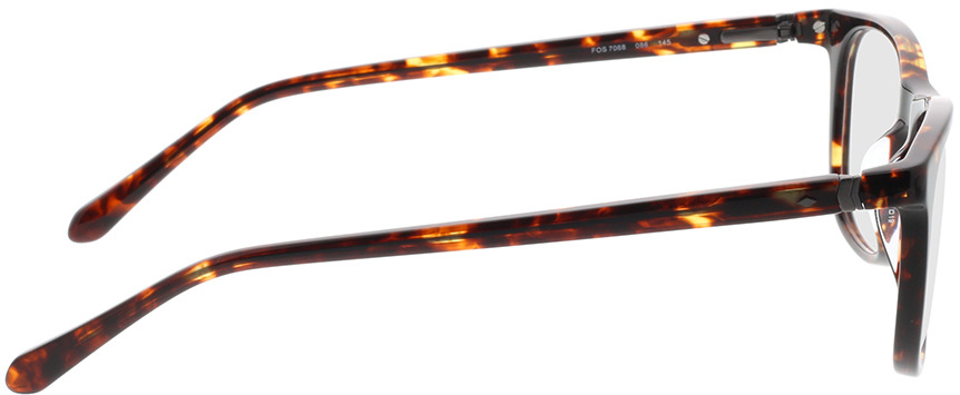 Picture of glasses model Fossil FOS 7068 086 52-19 in angle 90