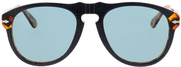 Picture of glasses model Persol PO0649 10903R 54-20 in angle 0