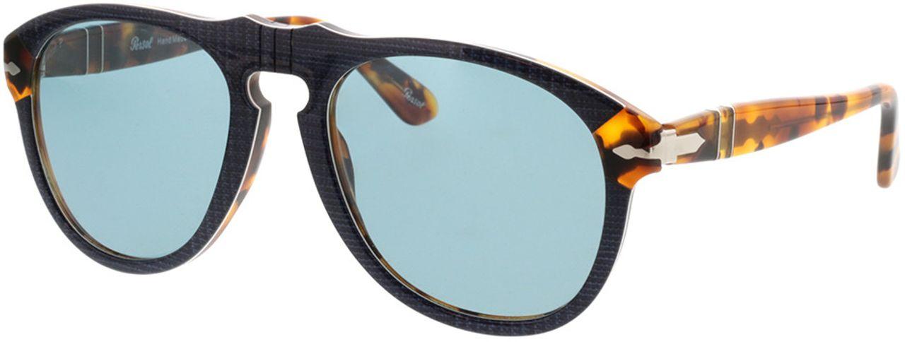 Picture of glasses model Persol PO0649 10903R 54-20 in angle 330