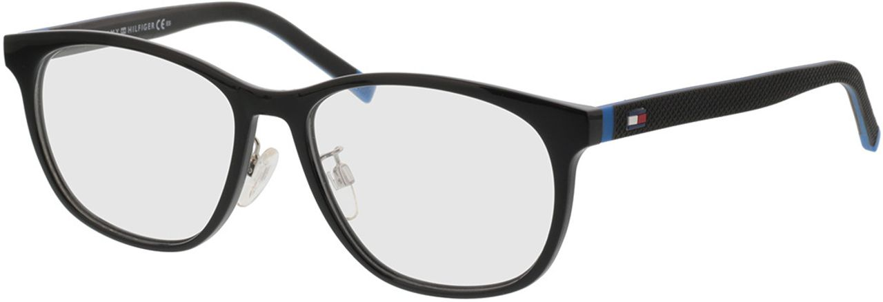 Picture of glasses model Tommy Hilfiger TH 1793/F 807 56-17 in angle 330